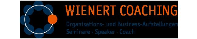 WIENERT COACHING - Organisations- und Business-Aufstellungen Logo